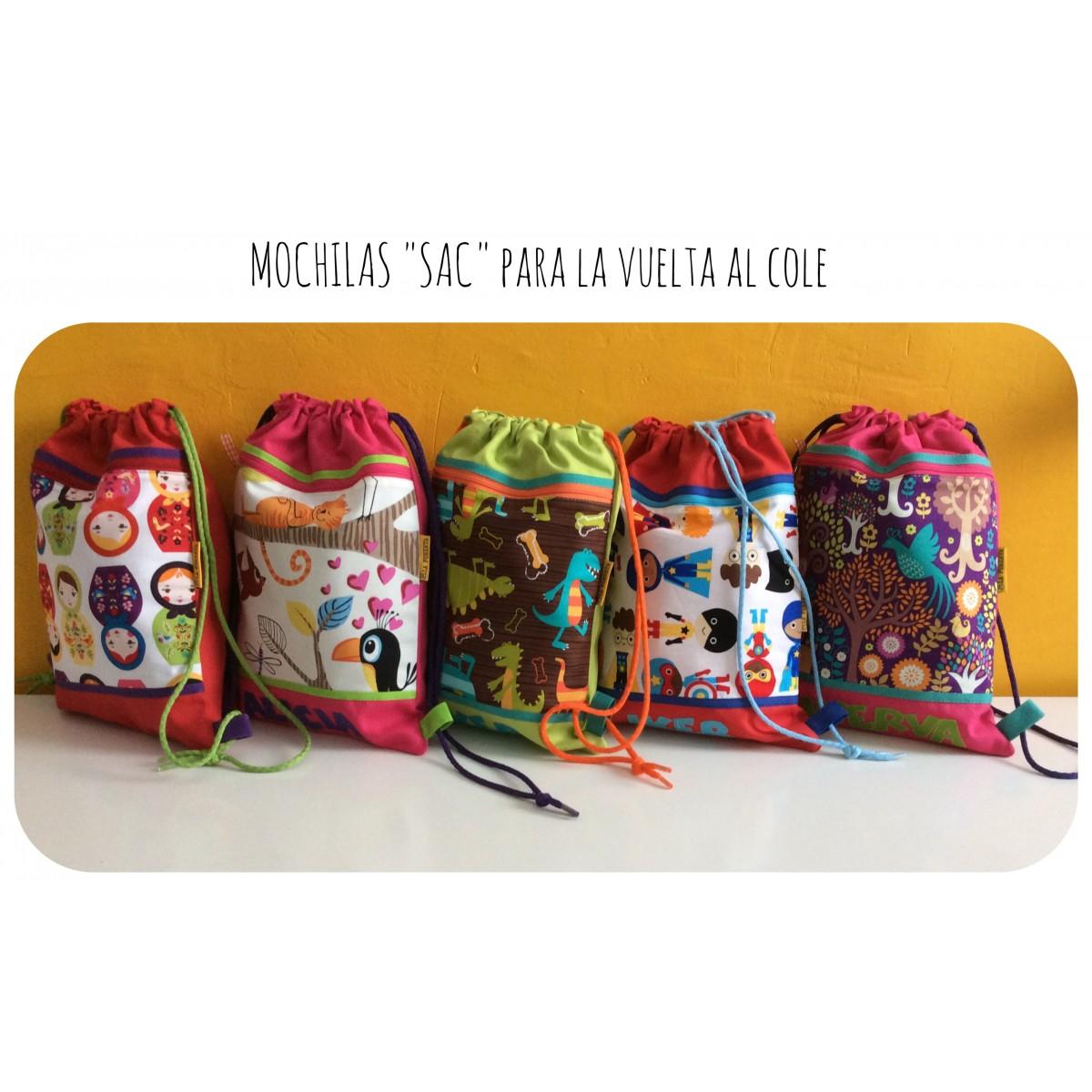 Mochila Sac personalizada