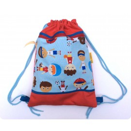 "Mochila Sac ""Sports Kids"""