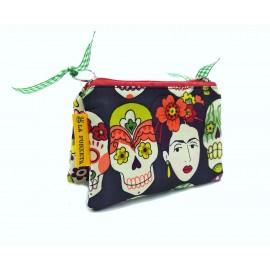 ¡AGOTADO! Monedero Frida Gotas de Amor