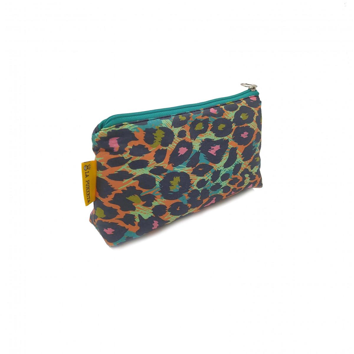 Neceser Leopardo Colores