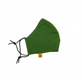 Mascarilla Verde Moteada